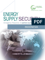 EnergySupplySecurity Indonesia 2014-IEA