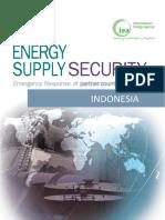 EnergySupplySecurity Indonesia 2014-IEA