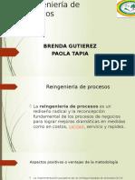 Reingeniería de Procesos Y Benchmarking- EXPOSICION