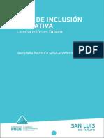 Geografía Política y Socioeconómica