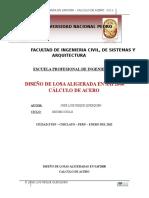 Losa-Aligerada sap2000.docx