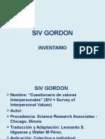 Siv Gordon