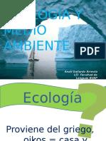 CONFERENCIA ECOLOGIA