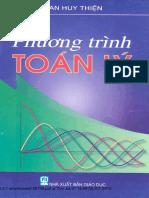 [Phan Huy Thiện] Phương Trình Toán Lý