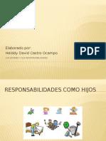 Los Jóvenes y Sus Responsabilidades.