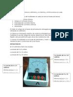 uso de instrumentos de medida de circuitos eléctrico