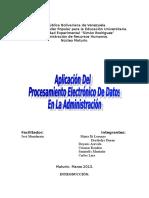 Analisis del Procesamiento de datos trabajo.doc