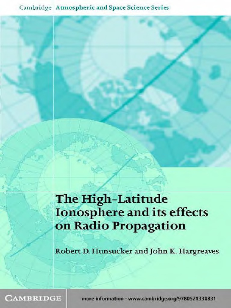 The High Latitudude Ionospehere Ionosphere Atmosphere Of Earth Single Cell Led Driver Using Lt1932