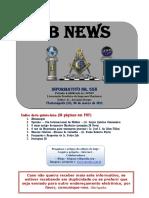 JB News - Informativo Nr. 0558
