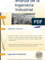 Enseñanza Ing Industrial