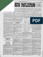 Excomunhão de JMC - Correio Paulistano