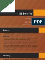 TAX - SSS Benefits