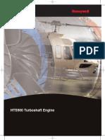 Hts 900 Turbo Shaft Engine