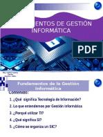 Fundamentos de Gestión Informatica