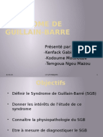 Syndrome de Guillain-barre