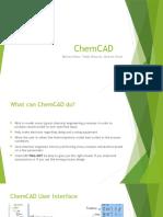 Chemcad Reactor Modeling