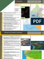 Proyectos regionales