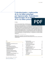 colecistectomia laparoscpica