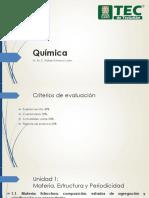 Química Unidad 1 Materiales, Estructura y Periocidad 11 (1)