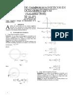 Informe prefio Formacion de campos magneticos