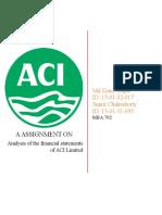 Assignment on FSA.doc