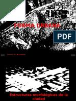 Morfologia de La Ciudad- Manzana