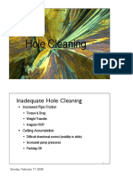 08 Hole Cleaning