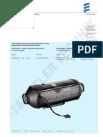 Eberspacher Heater Manual
