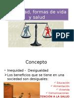Inequidad, formas de vida y salud.pptx