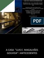CASA G+A_Architecture Design Project_Sao Paulo_Carlos Leite, arch, phd