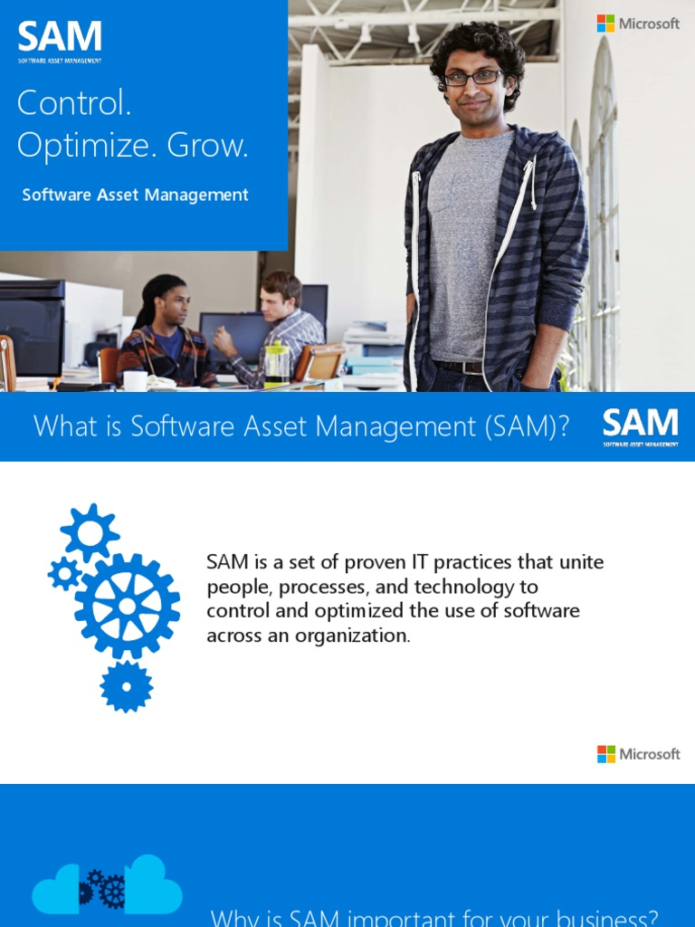 Why Implement SAM | Virtualization | Cloud Computing
