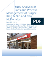 Burger King vs McDonalds Final Paper (1)