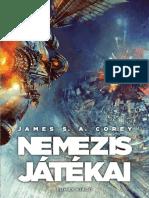 James S. a. Corey - 4 - Nemezis Játékai