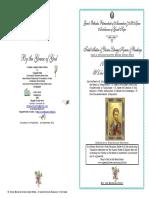 2016-18 Oct - St Luke Apostle & Evangelist