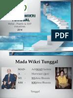 PT. MWT 2014