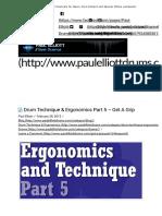 Drum Technique & Ergonomics Part 5 – Get A Grip _ Paul Elliott - Drums.pdf