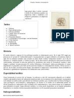 Psiquiatría - Wikipedia, La Enciclopedia Libre