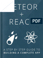 Meteor React.chapters1 3.
