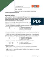 HG0602 Corrige 1