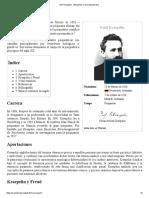 Emil Kraepelin - Wikipedia, La Enciclopedia Libre