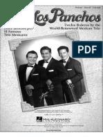 Trio Los Panchos - Doce Boleros Famosos.pdf
