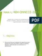 NMX-C-404-ONNCCE-2012