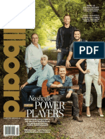 Billboard Magazine - August 1, 2015 USA