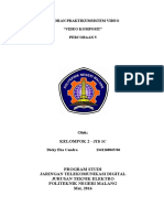 5. DEC - Laporan Praktikum Video Composit