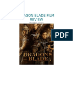 Dragon Blade Review Film