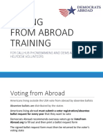 Voting From Abroad Training v2