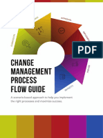 ServiceDesk Plus Change Management Process Flow Guide