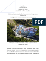 Review of Daniel Buren's Observatory of Light at Fondation Louis Vuitton