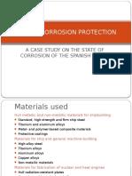 Marine Corrosion Protection