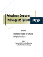 2016-03-31 Fundamental Principles of Hydraulics & Applications (Part 1)